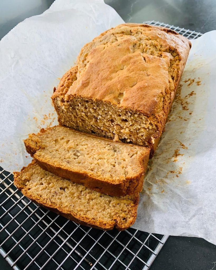 Hangar Banana Bread