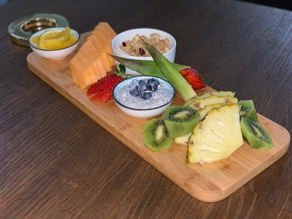 Fruit Board @ The Hangar