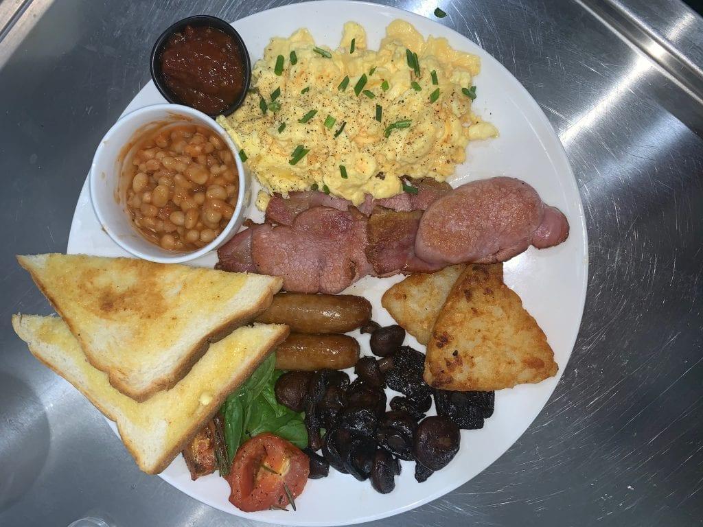 Pilots Breakfast @ The Hangar