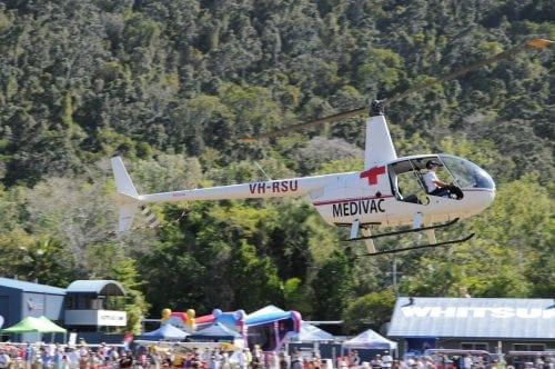 Whitsunday Airport Airshow 2015